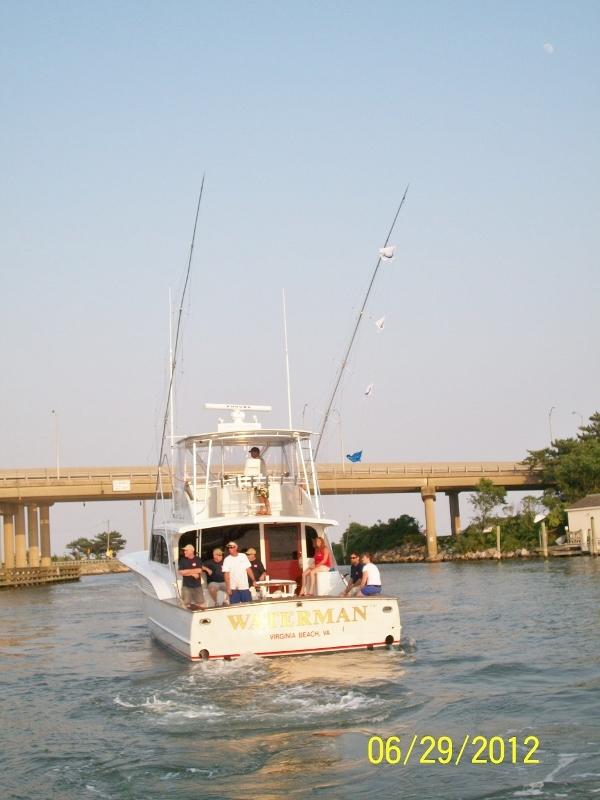 Tournaments virginia beach fishing center ltd va for Va beach fishing center