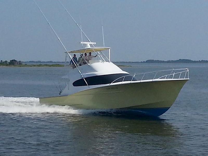 Top notch virginia beach fishing center ltd marina and for Head boat fishing virginia beach
