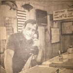 Fred Feller Was A Manager Of The Virginia Beach Fishing Center In June Of 1981. His son Skip Feller Now Runs The Head Boats, Rudee Tours