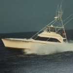 he O'Four Charter Boat from the 80's