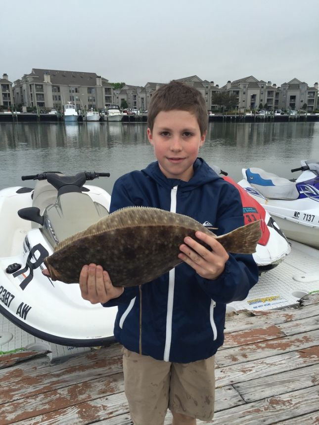 Bluefish remain steady in rudee inlet virginia beach for Rudee inlet fishing report