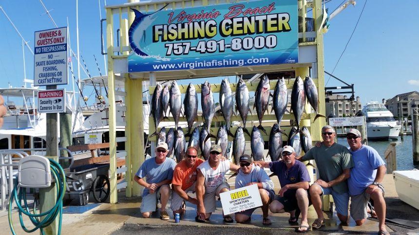 Rebel1 virginia beach fishing center ltd for Va beach fishing center