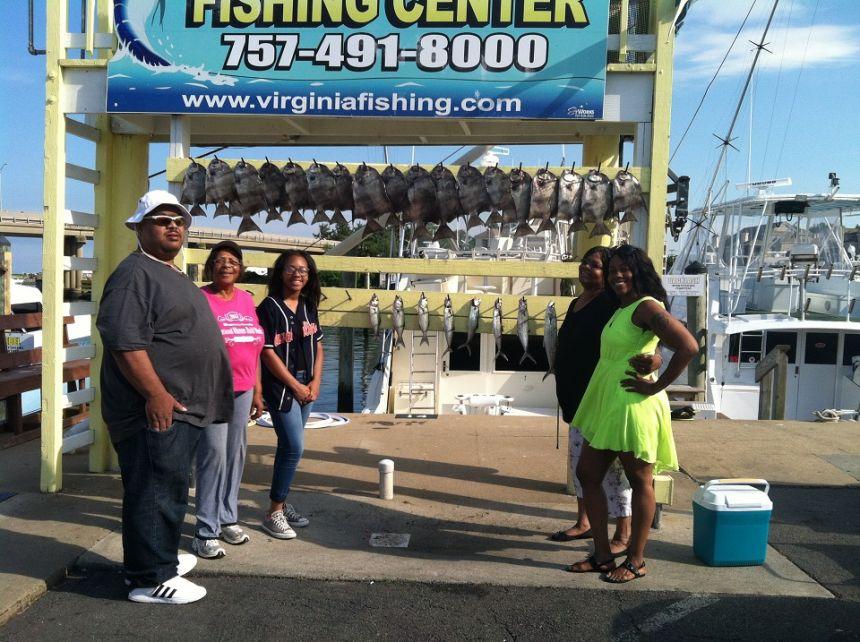 9 virginia beach fishing center ltd for Va beach fishing center