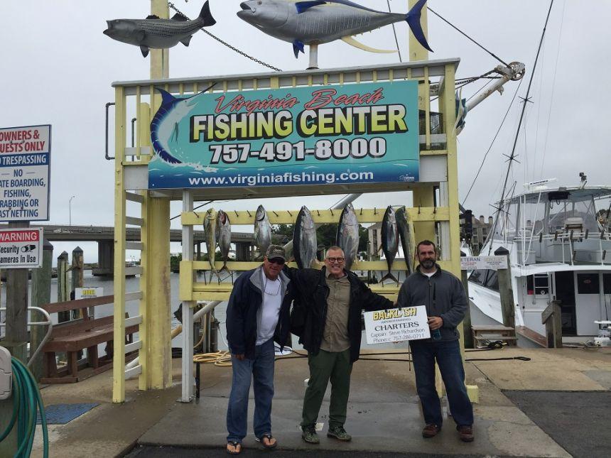 Image1 virginia beach fishing center ltd for Va beach fishing center
