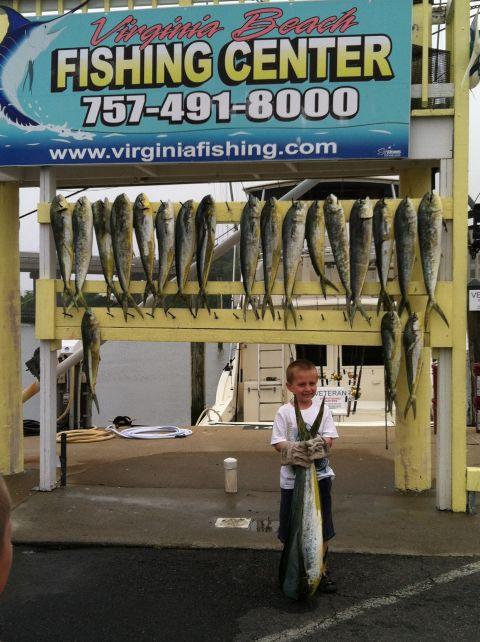 Photo 9 virginia beach fishing center ltd for Va beach fishing center