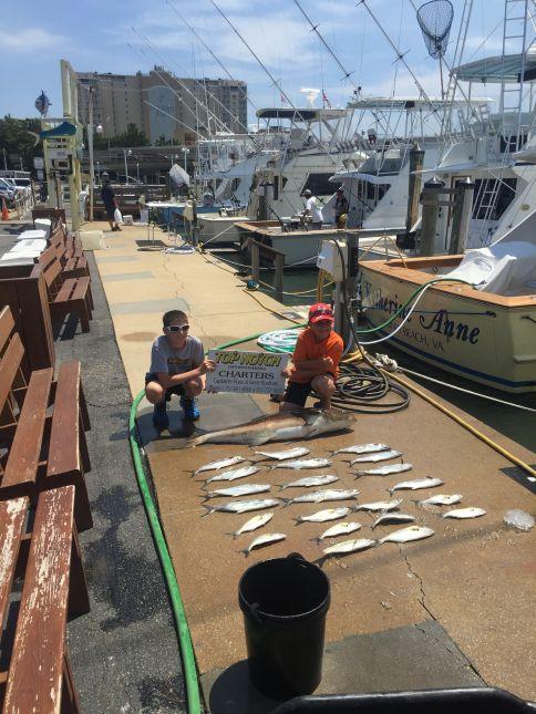 Image1 virginia beach fishing center ltd for Head boat fishing virginia beach