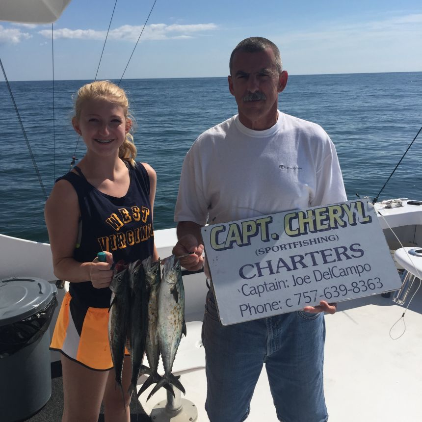 A great day offshore virginia beach fishing center ltd for Rudee inlet fishing report