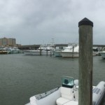 The Current View Of Our Docks