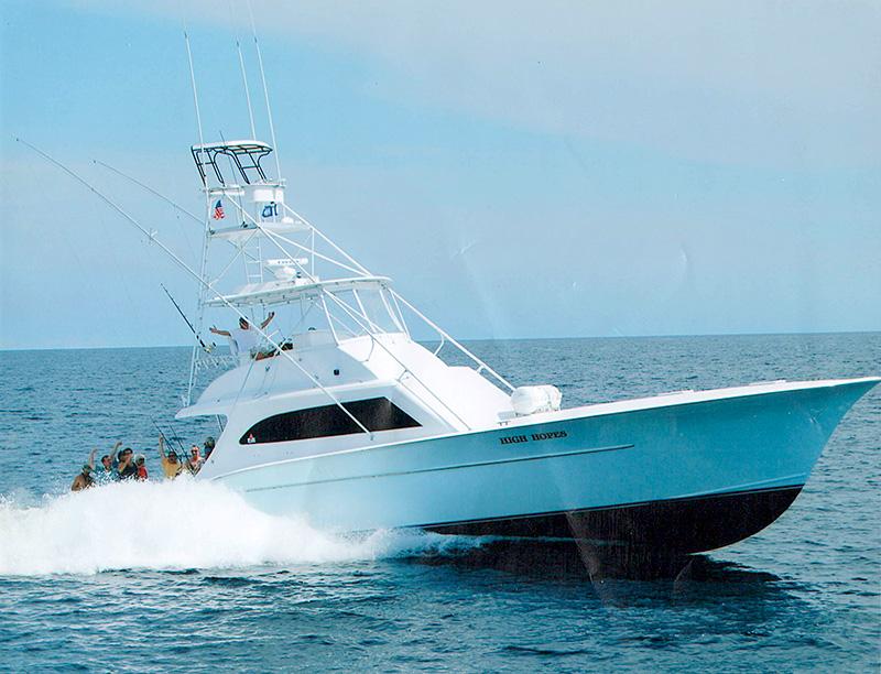 Spotlight boat high hopes virginia beach fishing center for Head boat fishing virginia beach