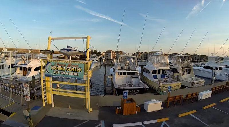 Ready to fish virginia beach fishing center ltd marina for Va beach fishing center