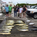 Top Notch Crew with a nice haul caught just south of us