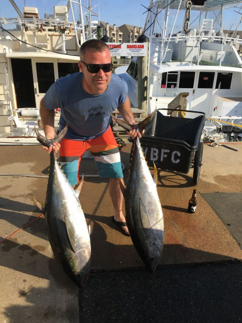 Gone fishing vb tuna tournament final day virginia for Rudee inlet fishing report