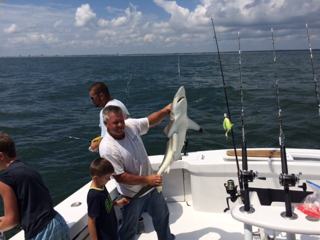 Awesome offshore fishing virginia beach fishing center for Virginia beach fishing charters