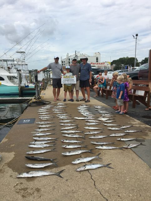 Great fishing virginia beach fishing center ltd marina for Charter fishing virginia beach