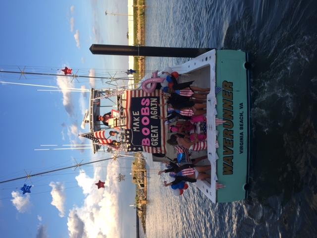 Wine women fishing virginia beach fishing center ltd for Head boat fishing virginia beach