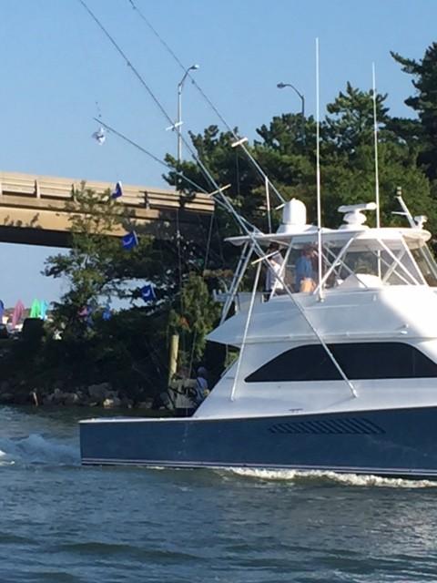 Final day of vbbt virginia beach fishing center ltd for Va beach fishing center