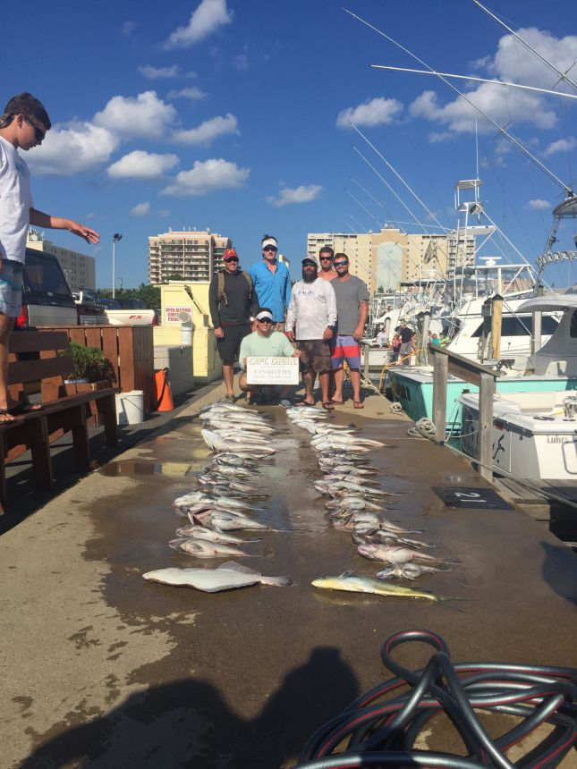 Awesome fishing virginia beach fishing center ltd for Va beach fishing center