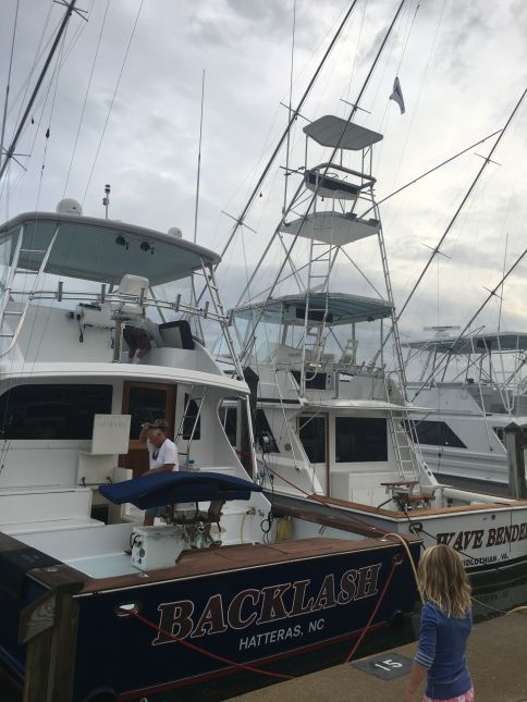 Marlin virginia beach fishing center ltd marina and for Virginia beach fishing charters