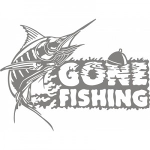 Gone Fishing…