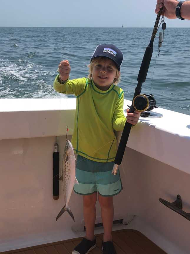 Fishing Report 5/26/18