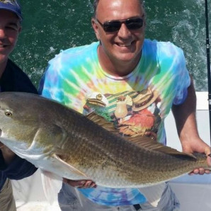 Red Drum Still On The Bite As Well As Sheapshead