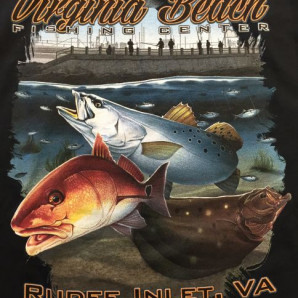 New Rudee Inlet T-Shirt Just In!
