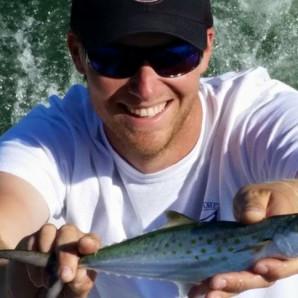 Keeper Flounder In Rudee Inlet!