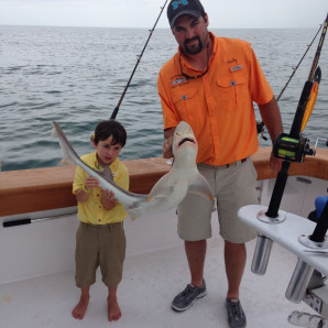 More Tuna On The Docks And Citation Releases of Red Drum