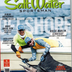 Boats Recognized In Saltwater Sportsman Magazine