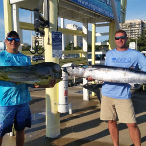 Sharks, Mahi, Wahoo, and Billfish !