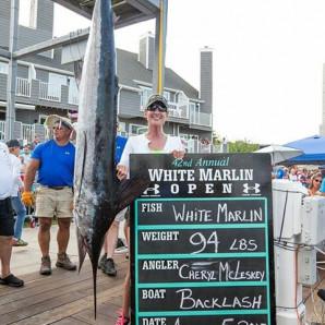 White Marlin Open Day 3!