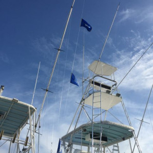 Winds Finally Lay Down….To The Deep We Go