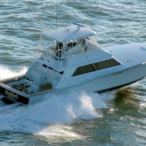 Spotlight Boat: Backlash