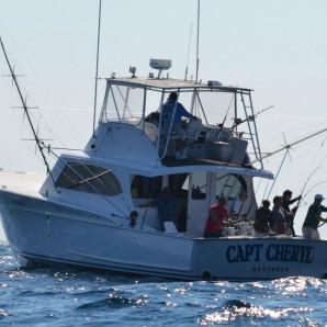 Spotlight Boat: Capt Cheryl