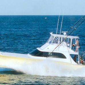Spotlight Boat: Instigator