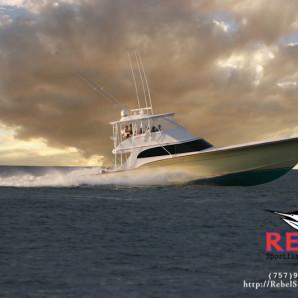 Spotlight Boat: Rebel