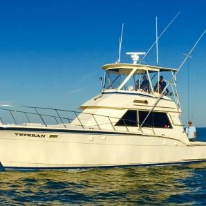 Spotlight Boat: Veteran
