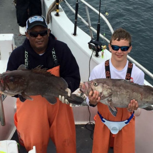 Spring Time Bluefish & Bonita Mackerel, Awesome Deep Drop Fishing