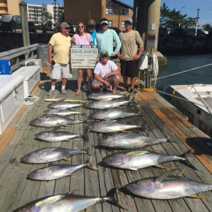 More Fantastic Offshore Fishing