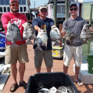 Bluefish, Spanish, & Spades….Tuna and Mahi Offshore