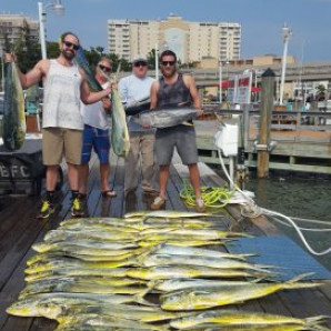 Fishin' Frenzy!