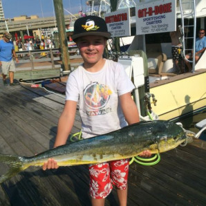 Marlin Fishing Heating Up, With some Mahi and Blueline on the docks!