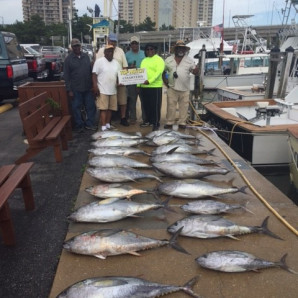 Fantastic Tuna Fishing