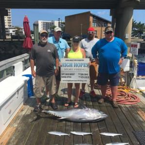 Red Drum, Mackerel, & Bluefin