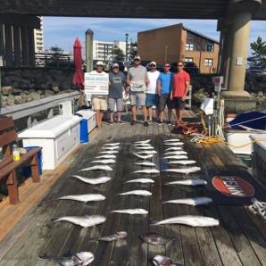 Billfish & Tilefish Offshore, Spanish Mackerel & Red Drum Releases Inshore