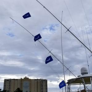 Marlin Flags Flying!